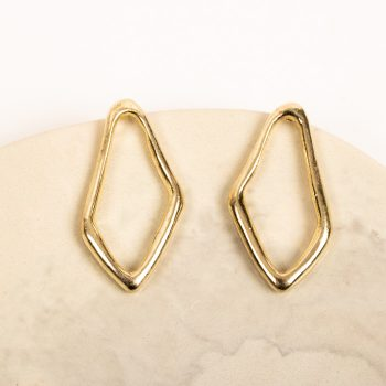Diamond shape studs | TradeAid