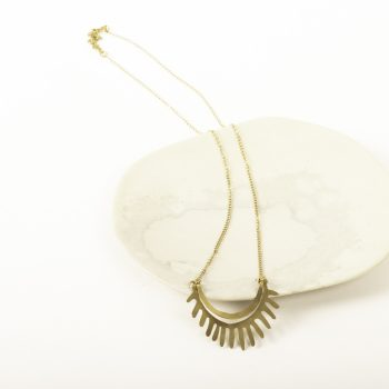 Rising sun necklace | TradeAid