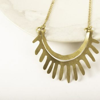 Rising sun necklace | Gallery 1 | TradeAid