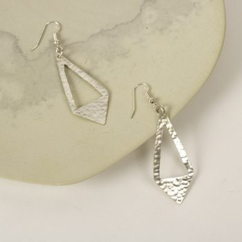 Arrow drop earrings | TradeAid