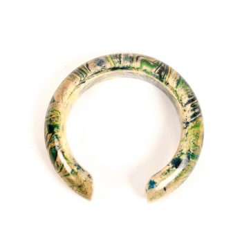 Marbled wooden bangle | Gallery 1 | TradeAid