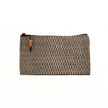 Black and white purse | TradeAid