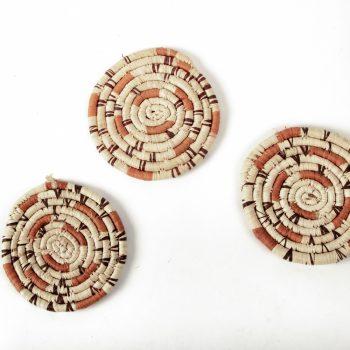 Terracotta coaster | Gallery 2 | TradeAid
