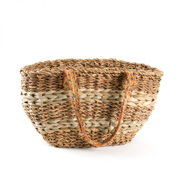 Hogla shopping basket | TradeAid