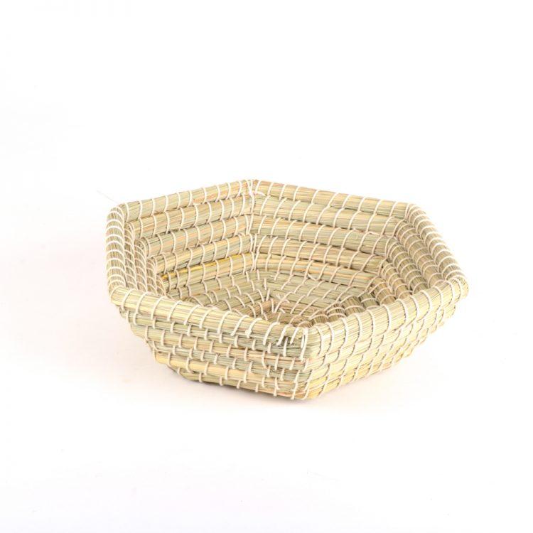 Kaisa hexagonal tray | TradeAid