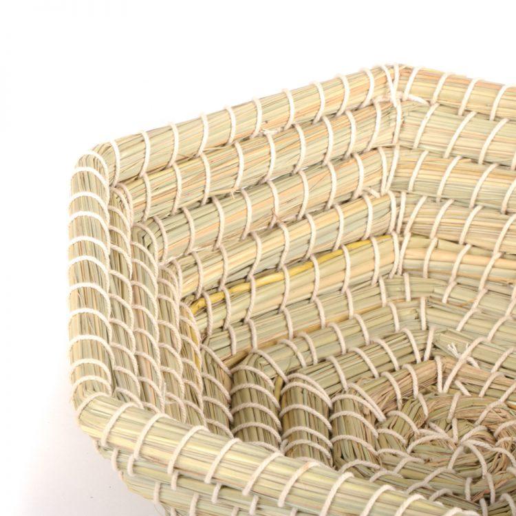 Kaisa hexagonal tray | Gallery 1 | TradeAid