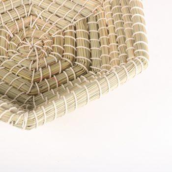 Kaisa hexagonal tray | Gallery 2 | TradeAid