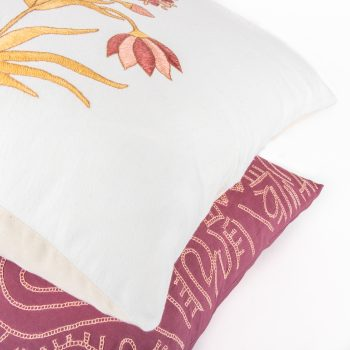 Exotic flower cushion cover | Gallery 3 | TradeAid