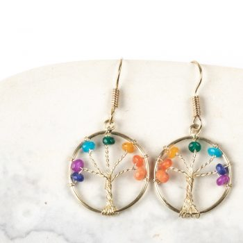 Tree of life earrings | TradeAid