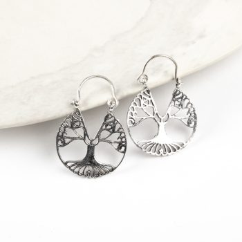 Tree earrings | TradeAid