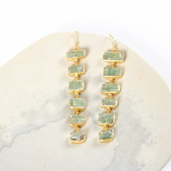 Stone earrings | TradeAid