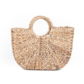 Water hyacinth shopper | TradeAid