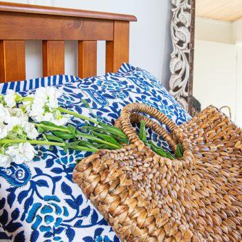 Water hyacinth shopper | TradeAid
