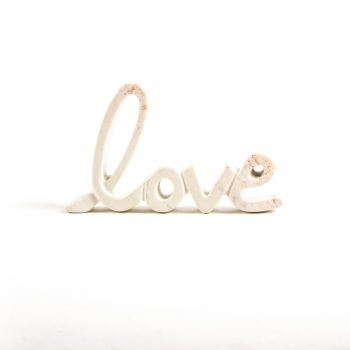 Love sculpture | TradeAid