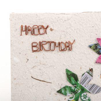 Floral birthday card | Gallery 2 | TradeAid