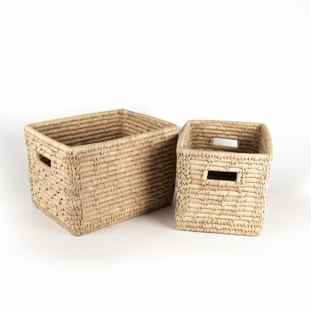 Magazine box (set of two) | TradeAid