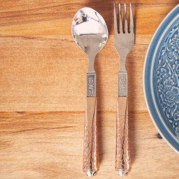 Copper handle spoon | TradeAid