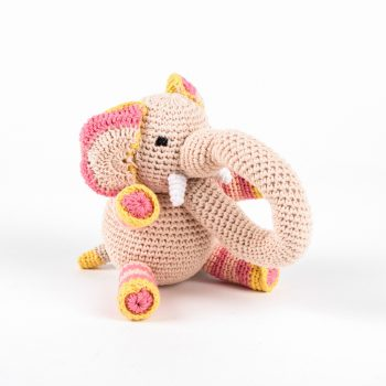 Elephant rattle | Gallery 1 | TradeAid