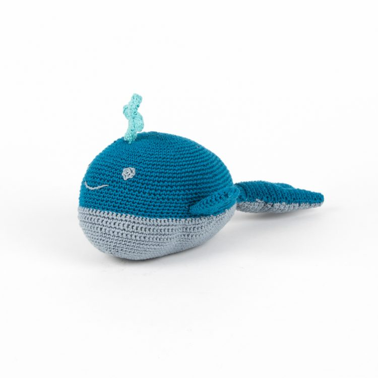 Crochet whale toy | Gallery 1 | TradeAid