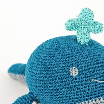 Crochet whale toy | Gallery 2 | TradeAid