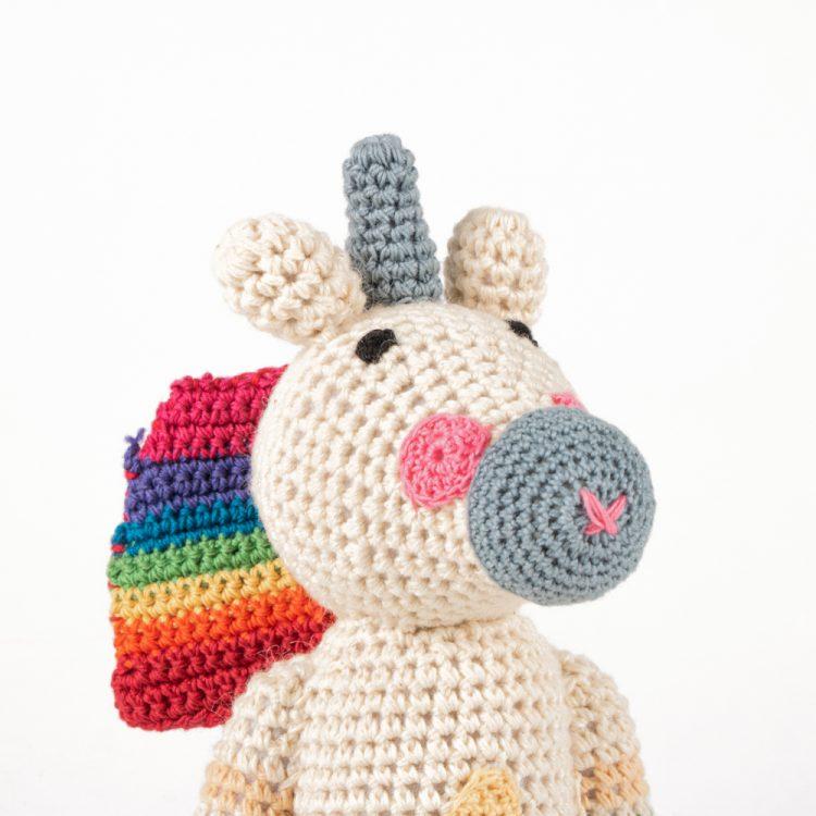 Crochet unicorn toy | Gallery 2 | TradeAid
