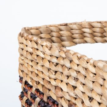 Water hyacinth and rope baskets (set of three) | Gallery 1 | TradeAid