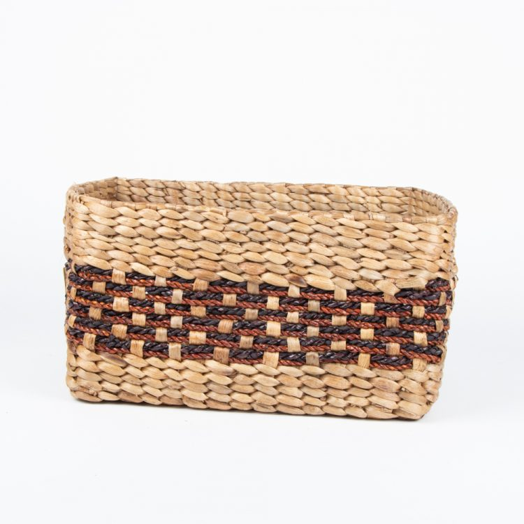 Water hyacinth and rope baskets (set of three) | Gallery 2 | TradeAid