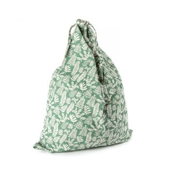 Fern fold up tote bag | TradeAid