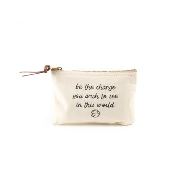 Be the change purse | TradeAid
