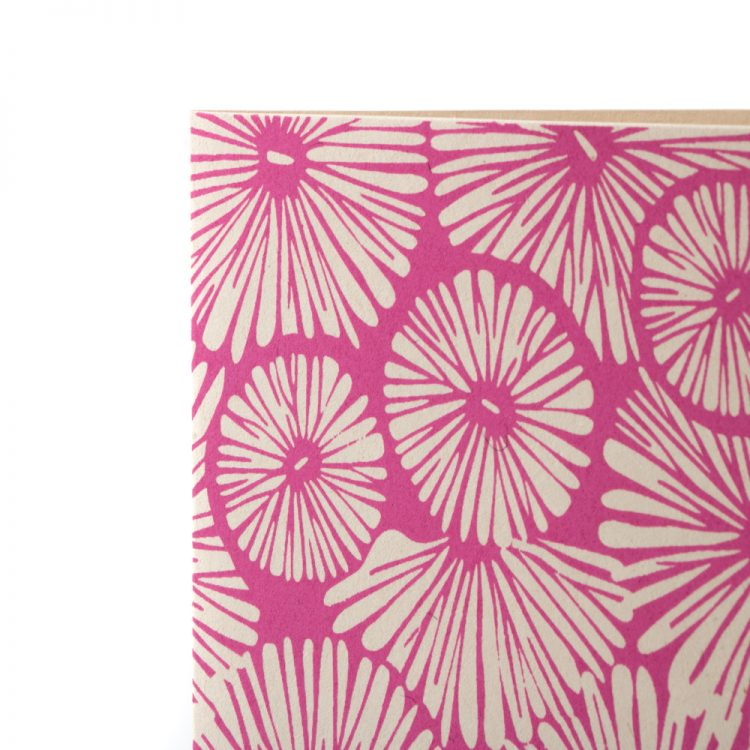 Pink flower card | Gallery 1 | TradeAid
