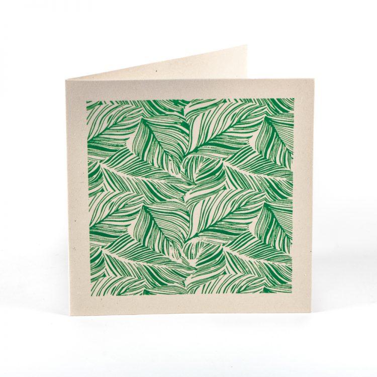 Green leaf card   Gallery 1   TradeAid