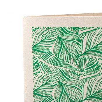 Green leaf card   Gallery 2   TradeAid