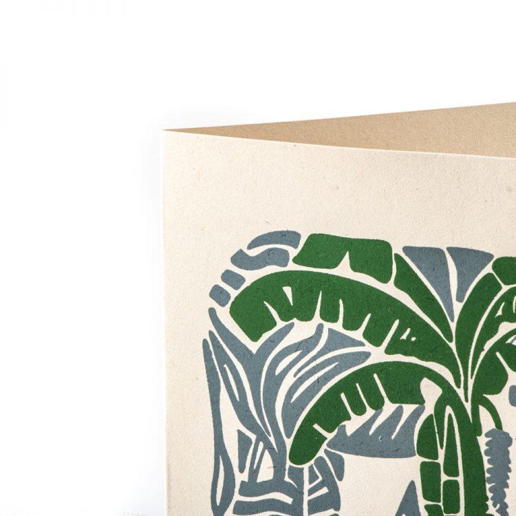 Elephant and tree card   Gallery 2   TradeAid