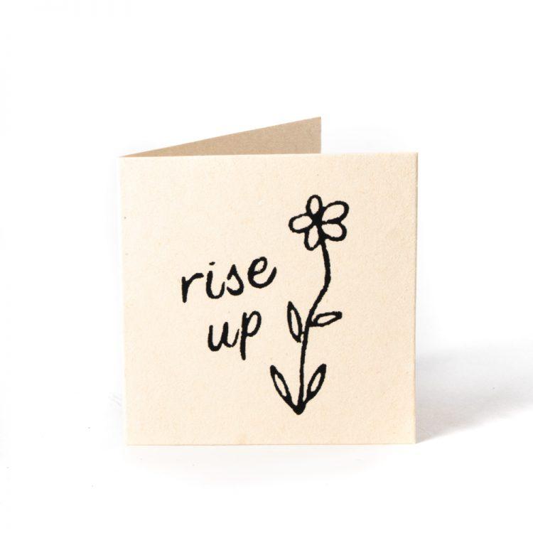 Rise up card | TradeAid