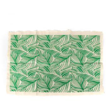 Green leaf paper | TradeAid