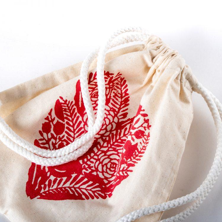 Heart block print bag   Gallery 2   TradeAid