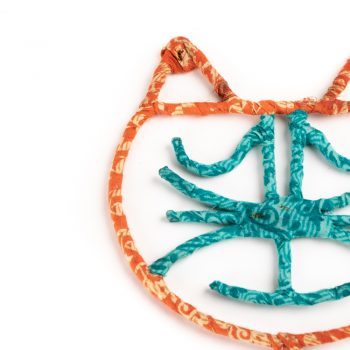 Recycled sari cat hook | Gallery 1 | TradeAid