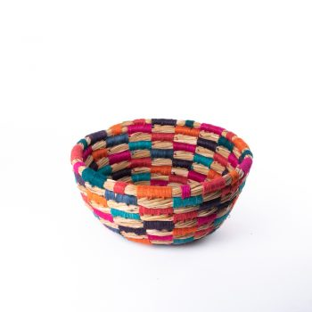 Jute and hogla basket | TradeAid