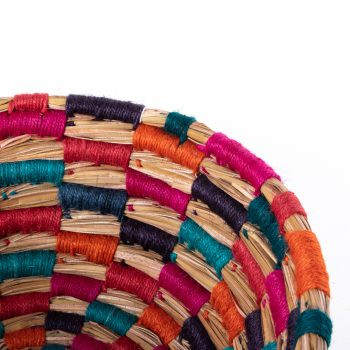 Jute and hogla basket | Gallery 2 | TradeAid