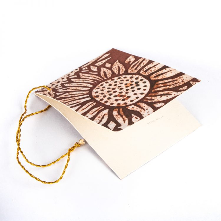 Batik gift tag set | Gallery 2 | TradeAid