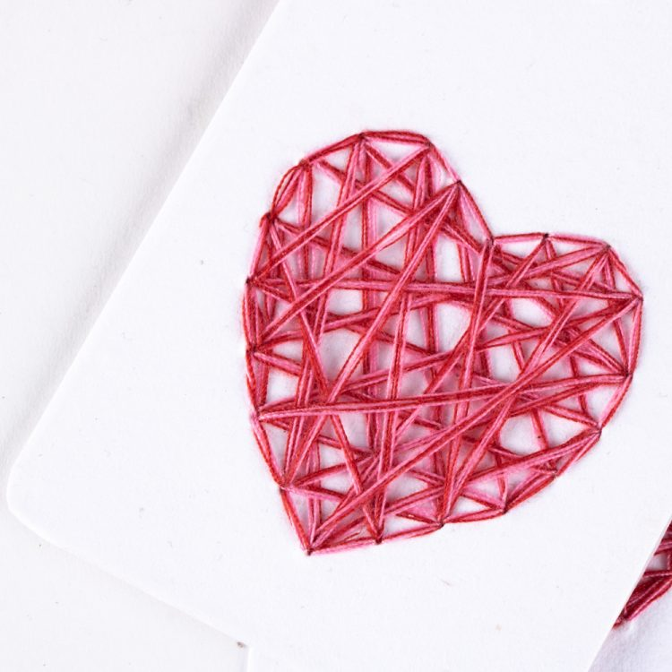 Red heart tag set.3 | Gallery 1 | TradeAid