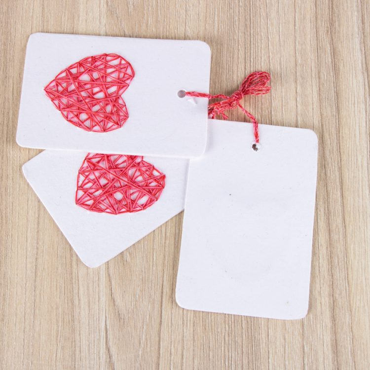Red heart tag set.3 | Gallery 2 | TradeAid