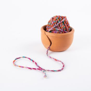 Terracotta bowl for twine | TradeAid