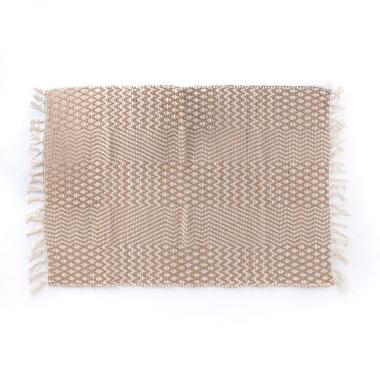 Jute and cotton mat | TradeAid