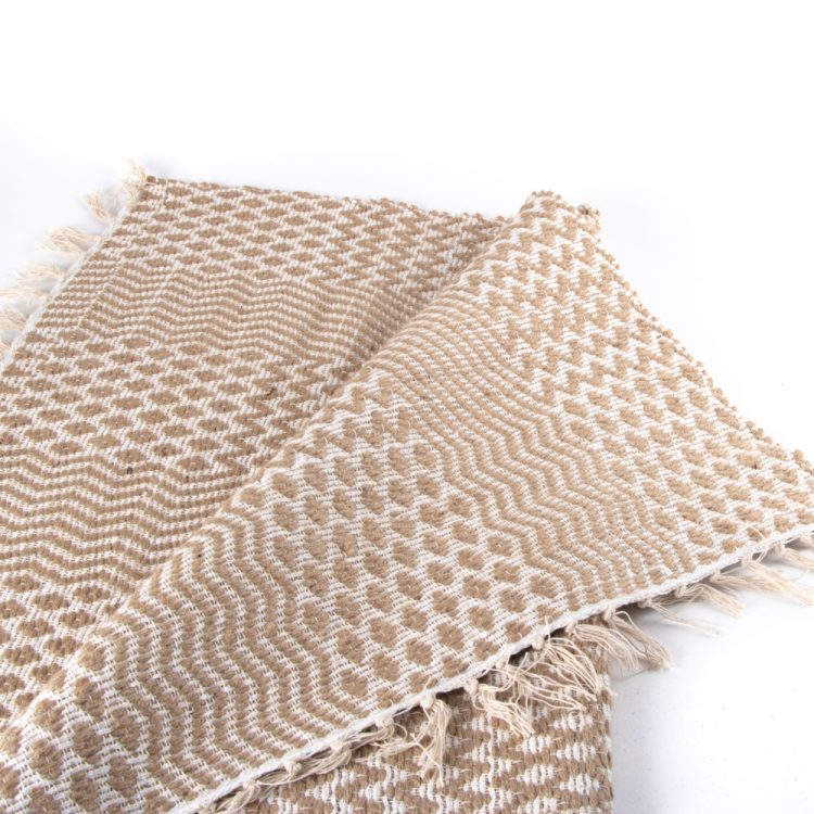 Jute and cotton mat | Gallery 1 | TradeAid