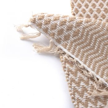 Jute and cotton mat | Gallery 2 | TradeAid
