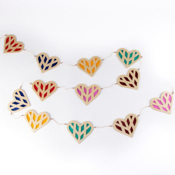 Heart garland | TradeAid