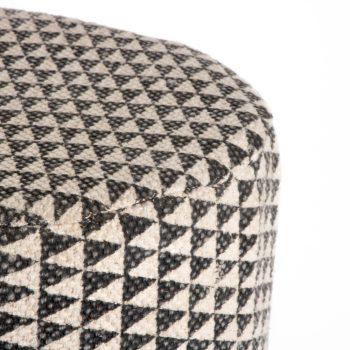Block print stool | Gallery 1 | TradeAid