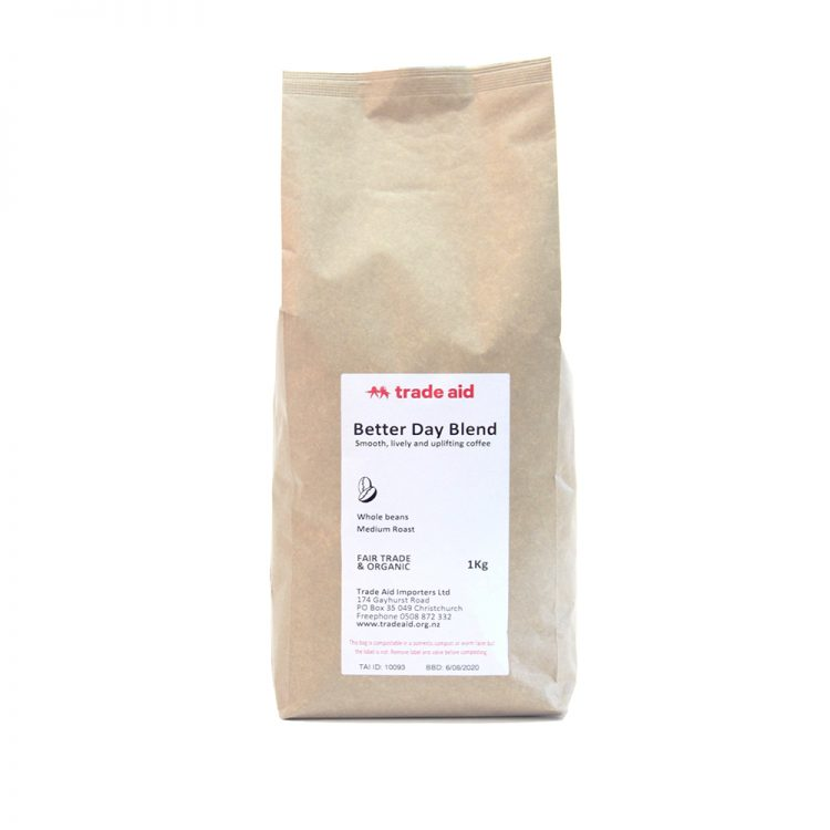 Better day blend – beans | TradeAid