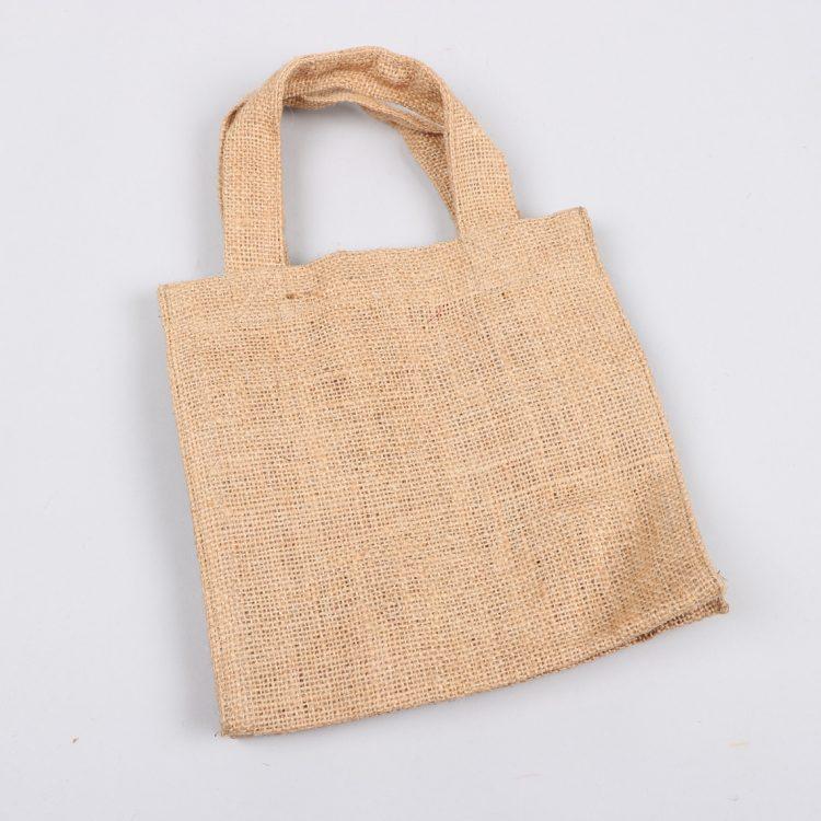 Small jute bag   Gallery 1   TradeAid